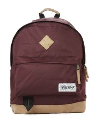 Eastpak - Into The Out Wyoming Backpack - Burgundy - Purple for Men - Lyst