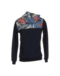 Macchia J - Blue Sweatshirt for Men - Lyst