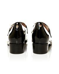 Moda In Pelle | Black Francia Low Smart Shoes | Lyst