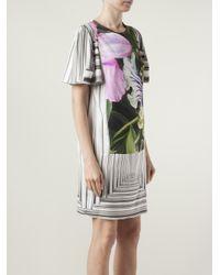 Peter Pilotto - Multicolor Romy Print Dress - Lyst