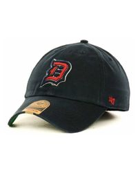 47 Brand | Blue Duquesne Dukes Ncaa '47 Franchise Cap for Men | Lyst