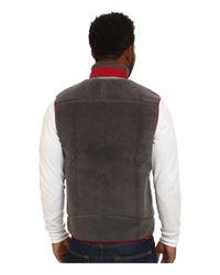 Patagonia   Gray Classic Retro-x Vest for Men   Lyst