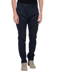 Haikure - Black Casual Trouser for Men - Lyst