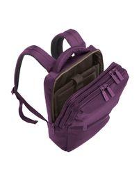 Lipault | Purple Tech Daypack | Lyst
