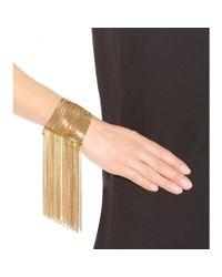 Chloé | Metallic Delfine Chain Bracelet | Lyst