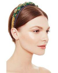 Masterpeace - Green Malachite Headband - Lyst