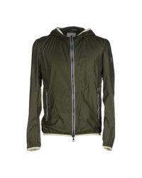 AT.P.CO - Green Jacket for Men - Lyst