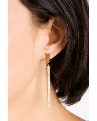 Kelly Wearstler | Metallic Sial Earring | Lyst