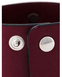 RED Valentino | Natural Studded Bracelet | Lyst