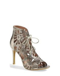 Joie - Metallic 'paxton' Sandal - Lyst