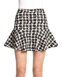 Parker - Black 'Mckenna' Skirt - Lyst