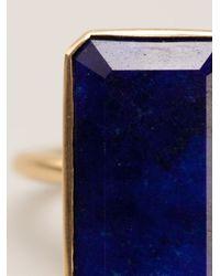 Irene Neuwirth - Blue Lapis Ring - Lyst