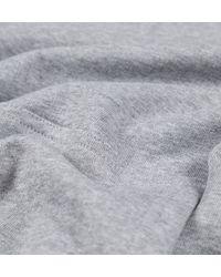 Sunspel - Gray Men's Loopback Cotton Hoody for Men - Lyst