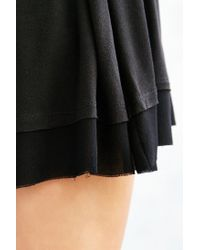 Kimchi Blue | Black Shooting Star Tunic Top | Lyst