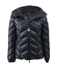 Moncler - Blue Badete Zip Front Jacket for Men - Lyst