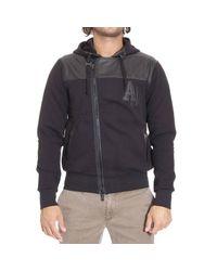 Armani Jeans | Black Sweater for Men | Lyst