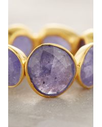 Anthropologie | Purple Rosecut Royalty Ring | Lyst