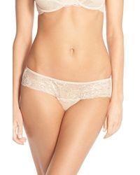 Wacoal | White 'so Sophisticated' Hipster Bikini | Lyst