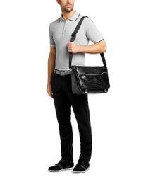 BOSS Green - Black 'pavit' | Messenger Bag for Men - Lyst