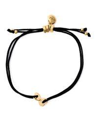 Marc By Marc Jacobs   Black Heart Charm Bracelet   Lyst