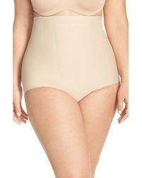 Tc Fine Intimates | Natural High Waist Shaping Briefs | Lyst