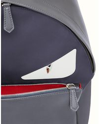 Fendi | Blue Backpack Backpack for Men | Lyst