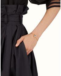 Fendi - Blue Bracelet Bracelet - Lyst