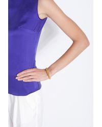 Carolina Bucci | Metallic Yellow Gold Twister Bracelet | Lyst