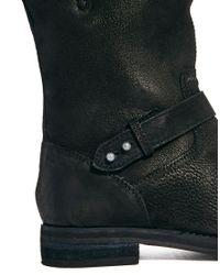 Carvela Kurt Geiger - Black Tanya Leather Boot - Lyst