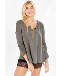 Truly Madly Deeply | Green Emma Henley Top | Lyst