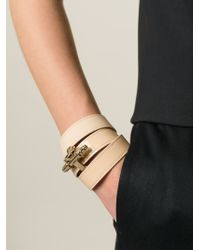 Givenchy - Natural 'Obsedia' Bracelet - Lyst