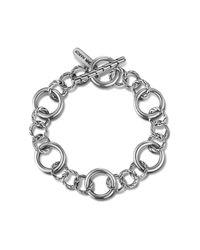 John Hardy | Metallic Small Link Bracelet | Lyst