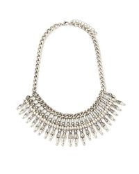 Forever 21 | Metallic -inspired Charm Necklace | Lyst