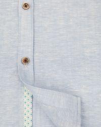 Ted Baker | Blue Classic Shirt for Men | Lyst