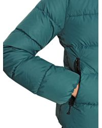 Duvetica | Blue Thia Opaque Nylon Down Jacket | Lyst