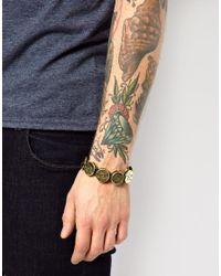 Love Bullets - Metallic Lovebullets Maxi Bullet Bracelet for Men - Lyst