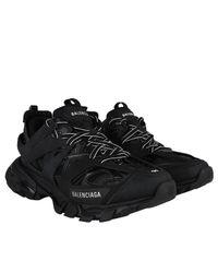 Balenciaga - Black Track Trainers for Men - Lyst