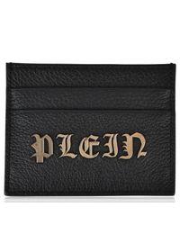 Philipp Plein - Black Angels Cardholder for Men - Lyst