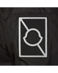 Moncler - Black Reflective Pocket Trousers for Men - Lyst