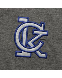 Calvin Klein - Gray Jarac T Shirt for Men - Lyst