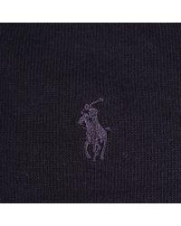 Polo Ralph Lauren - Blue Dress Slack Socks for Men - Lyst