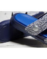 Nike   Blue Pigalle Benassi Ul   Lyst