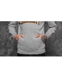 Carhartt WIP Gray Hooded Division Sweat Grey Heather for men