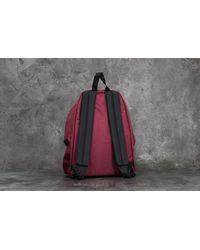 Footshop - Multicolor Eastpak Padded Pak'r Backpack Crafty Wine - Lyst