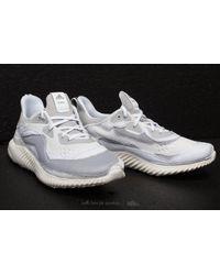 69053a994 Lyst - adidas Originals Adidas Alphabounce (kolor) Grey One  Light ...