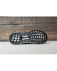 Footshop Adidas Consortium X Packer X Solebox Ultraboost Mid S.e. Core Black/ Energy Blue for men