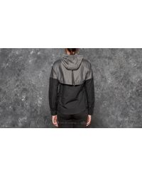 Nike - Sportswear Windrunner Jacket Chambray/ Black - Lyst