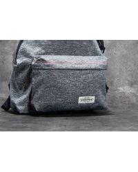 Footshop - Gray Eastpak Padded Pak'r Backpack Dark Jersey - Lyst