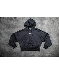 2e944b192322 Lyst - Adidas Originals Adidas Equipment Hooded Sweat Black in Black ...