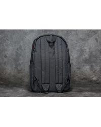 Herschel Supply Co. Independent Pop Quiz Backpack Black/ Logo Print for men